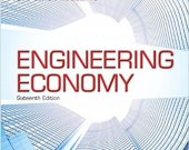Engineering Economy 16th Edition