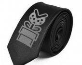 Piranha Plant Polyester Necktie Tie