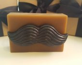 mustache soap bar - stocking stuffer for men - gifts for him - cool gift for guys - stocking stuffers for boyfriend - gifts for men
