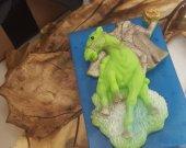 Headless horseman soap bar - Halloween decor - monster Halloween soap - sleepy hollow decor - Halloween for kids - Halloween for boyfriend