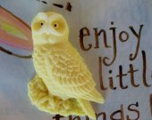 30 owl soap favors - harry potter birthday party favors - woodland bridal shower favors - jungle baby shower favors - animal wedding favors