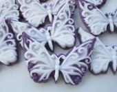 30 butterfly soap favors - garden baby shower favors - butterfly soap wedding favors - butterfly birthday favors - garden wedding favors