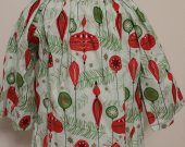 Upside-down Christmas Dress