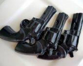 12 Gun Soap - detective favors, police party favor