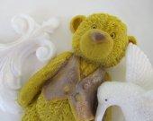 Teddy bear, fleur de lis, hummingbird soap -  Christmas stocking stuffer, gifts for teen, Christmas gift