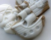 15 pirate soap favors - pirate baby shower favors - peter pan birthday favors - pirate birthday favors - skull party favors - pirate favors