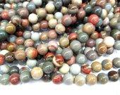 "Chrysoberyl Cat Eye Gemstone Round ball  rainbow  Chrysoberyl jewelry Loose Beads 6-12mm Full strand 16"""