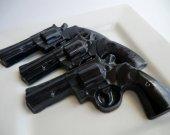 20 Gun Soap - police party favor, detective favors