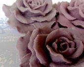 20 roses soap favors - flower wedding favors - rose birthday favors - rose baby shower favors - garden wedding favor - garden birthday favor