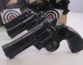 Gun Soap - gifts for him, stocking stuffer, gift for guys, mens gift, gift for husband