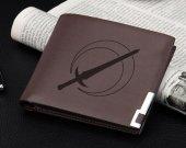Blades of the Darkmoon Leather Wallet