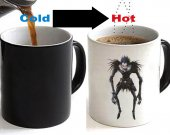 Death Note Ryuk Color Changing Ceramic Coffee Mug CUP 11oz