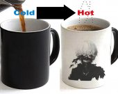 tokyo ghoul Color Changing Ceramic Coffee Mug CUP 11oz