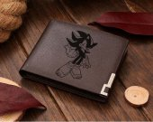 "Marianne request SONIC THE HEDGEHOG SHADOW Leather Wallet back Jupiter ""Bernadette"""