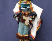 "Bastet "" Cat-Headed Egyptian Goddess of Health, Joy, Longevity and Resilience"