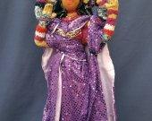 "Lakshmi "" Hindu Goddess of Successful Family Life, Abundance and Good Fortune"