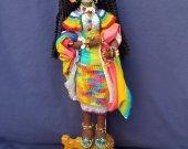 "Mbamba Mwana Waresa "" Zulu Rainbow Goddess, Inventor of Beer"