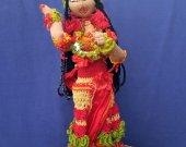 Pele œ Hawaiian Fire Goddess of Healing, Rejuvenation, Intelligence and Buoyancy