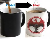 Dragon Age Color Changing Ceramic Coffee Mug CUP 11oz