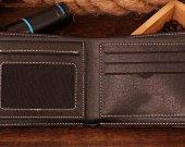 Elizabeth requestl Leather Wallet