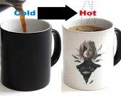 NieR Automata Color Changing Ceramic Coffee Mug CUP 11oz