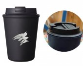 Insulated Thermal Monster Hunter Jinouga Zinogre Travel Coffee Mug