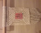 Small Macrame Wall Hanging - Macrame Wall Art - Macrame Patterns - Wall Tapestry - Home Decor