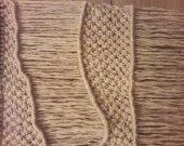 Macrame Wall Hanging - Macrame Wall Art - Macrame Patterns - Wall Tapestry - Home Decor