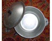New original uzbek national cookware kazan handmade wok 8 liters A5125