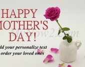 Personalize Mothers, Day Gift #03