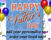 Personalize Father's Day Gift #00