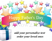 Personalize Fathers Day Gift #03