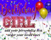 Personalize Birthday Gift #00