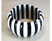 Buffalo horn bracelet - Buffalo horn jewelry - horn & bone bracelets - KAI-3694