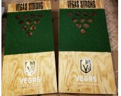 Custom built & hand painted Golf / Beer Pong - Your design / idea