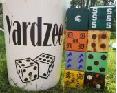 Yardzee! Custom & hand painted with your design/idea