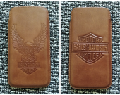 iPhone 6/7 leather case