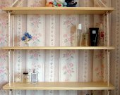 """Shelf """"Cozy house"""""""
