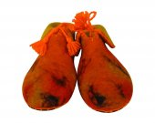 Uggebi Shoes for Home Red Color