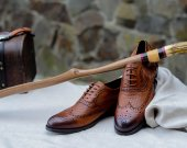 Great gift for men - Exclusive Shoehorn (beige nut tree 2) | Only Natural Materials | Master's handmade | One of a Kind