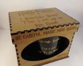 Harry Potter Magic Mug! Excelent gift fot christmas!