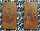 Case iPhone 6/7 genuine leather