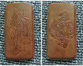 Genuine leather case iPhone 6/7
