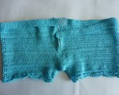 Crochet  Shorts,Cotton Pants,Bikini Bottom ,Beach Fashion