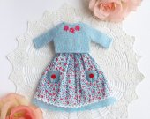 "Clothes for doll . Fits 13"" Dianna Effner Little Darling, My Meadow Avery, Iplehouse KID, Paola Reina Las Amigas , Maru , zapf creation"