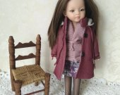 Clothes for doll .13 inch doll.Dianna Effner Little Darling, My Meadow Avery, Iplehouse KID, Paola Reina Las Amiga