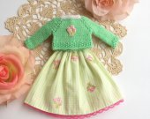 13 inch doll clothes . Paola reina , Effner little darling, maru and similar size doll.