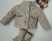 American girl doll clothes, doll jacket , doll coat, doll boots, AG clothes,18 inch doll