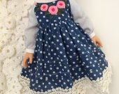 "Clothes for doll fits 13"" Dianna Effner Little Darling, My Meadow Avery, Iplehouse KID, Paola Reina Las Amigas , Maru"