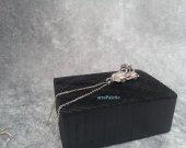 Car Necklace-925 Silver-Handmade-Car jewelry